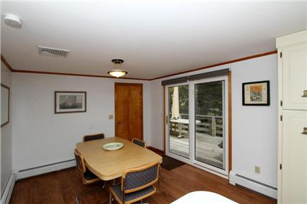Dennis Cape Cod vacation rental - Dining for six