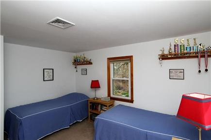 Dennis Cape Cod vacation rental - Guest Bedroom with two twin beds