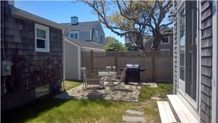 Harwichport Cape Cod vacation rental - Patio and grill
