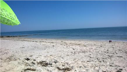 Harwichport Cape Cod vacation rental - Beautiful Ocean Ave Beach is just steps away