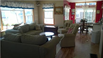 Harwichport Cape Cod vacation rental - Open airy first floor