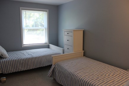 Dennisport Cape Cod vacation rental - 3rd Bedroom with twin beds