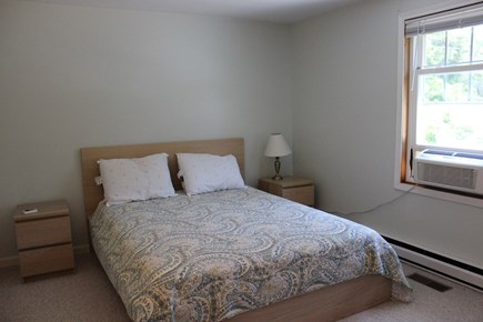 Dennisport Cape Cod vacation rental - 2nd bedroom with a queen bed