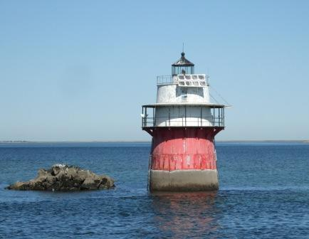Plymouth MA vacation rental - Plymouth Harbor Lighthouse 'Bug Light'