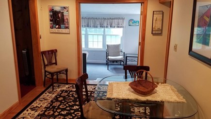 Plymouth MA vacation rental - Dining Room
