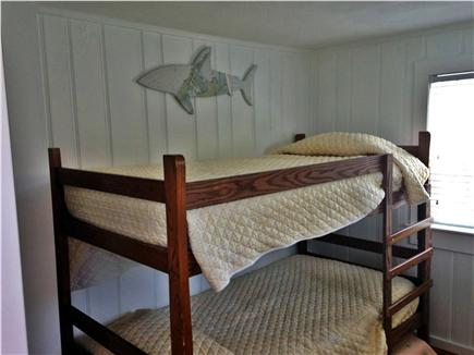 West Dennis Cape Cod vacation rental - Bunk Bed Room w/ Two Twin Beds and TV