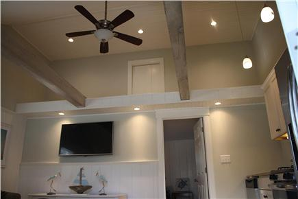 West Yarmouth Cape Cod vacation rental - High definition television w/ WIFI...