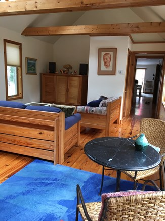 Eastham Cape Cod vacation rental - Great Room with cable TV