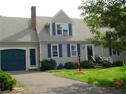 Mashpee Cape Cod vacation rental - Front view of classic Cape home
