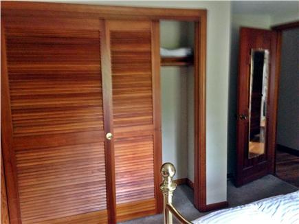 Centerville Centerville vacation rental - Bedroom #2 closet