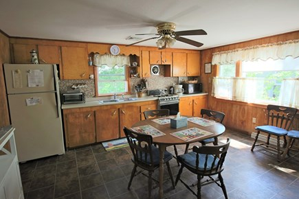 South Yarmouth Cape Cod vacation rental - Spacious kitchen is fully stocked