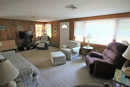 South Yarmouth Cape Cod vacation rental - Large living room