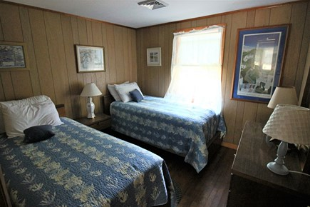 South Yarmouth Cape Cod vacation rental - This room has two twin beds
