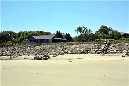 Brewster Cape Cod vacation rental - View from the flats