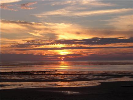 Brewster Cape Cod vacation rental - Every sunset is unique