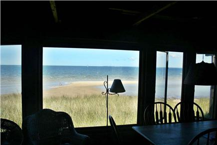 Brewster Cape Cod vacation rental - View from living room