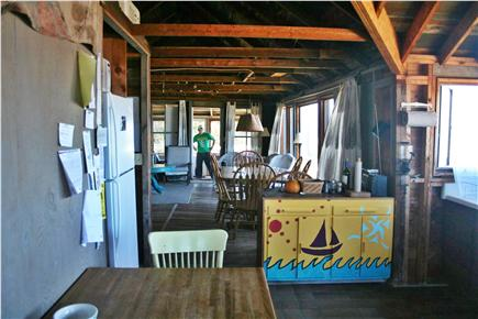 Brewster Cape Cod vacation rental - View from the kitchen