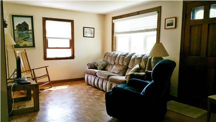 Barnstable Harbor Cape Cod vacation rental - Living room/sitting area - not shown is small dining area
