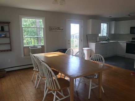 Wellfleet Cape Cod vacation rental - Country Style Dining & Kitchen