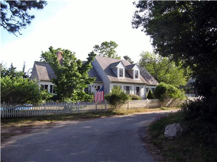 Brewster Cape Cod vacation rental - Brewster vacation rental ID 25414-exterior/private road