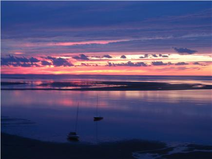 Brewster Cape Cod vacation rental - Autumn sunset