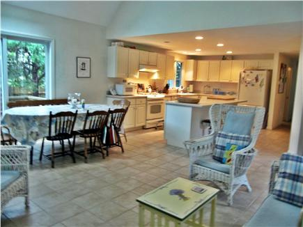 Brewster Cape Cod vacation rental - Spacious cooking area and dining