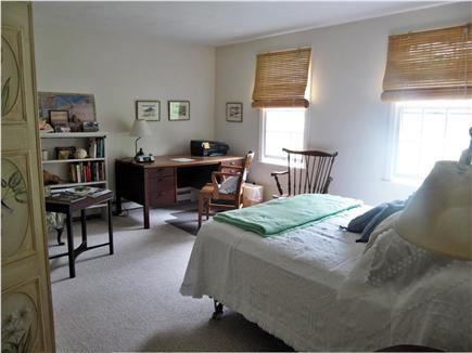 Brewster Cape Cod vacation rental - Downstairs master bedroom with bath