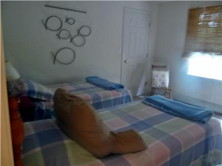 Brewster Cape Cod vacation rental - Upstairs bedroom with two twins