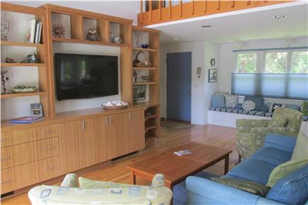 East Orleans Cape Cod vacation rental - Living area view 2