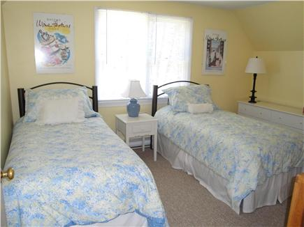 East Orleans Cape Cod vacation rental - 2nd floor bedroom with 2 twins