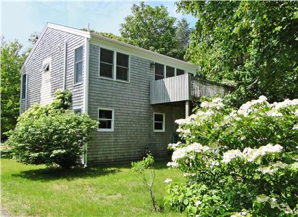 Brewster Cape Cod vacation rental - Back of home, facing water