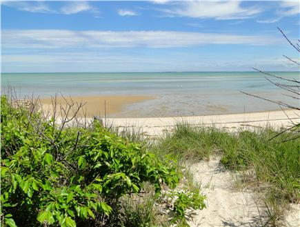 Brewster Cape Cod vacation rental - Path to your private beach!