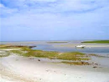 Eastham Cape Cod vacation rental - Boat Meadow Bay Beach just 2 miles away