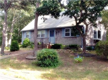 Eastham Cape Cod vacation rental - Beautiful Cape Cod house as seen from the quiet road.