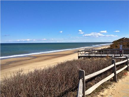 Eastham Cape Cod vacation rental - Coast Guard Beach (taken in the off season) is also nearby
