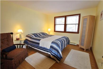 Eastham Cape Cod vacation rental - Great bedroom on first floor with queen size bed.