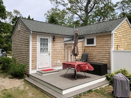 Eastham Cape Cod vacation rental - Patio Area