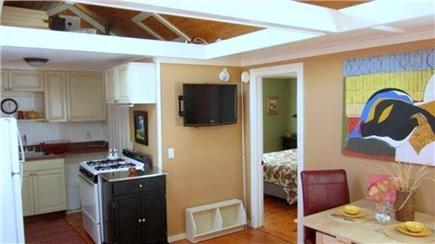 Eastham Cape Cod vacation rental - Living/Dining looking into kitchen