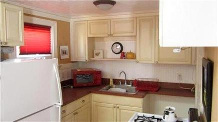 Eastham Cape Cod vacation rental - Alternate view kitchen