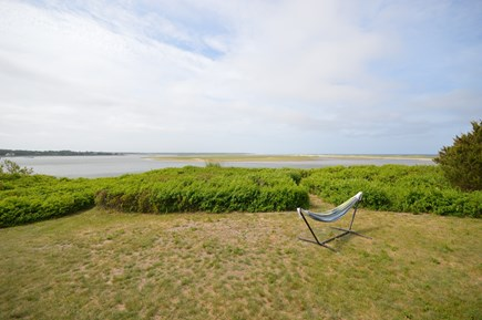 Orleans Cape Cod vacation rental - Relax in this hammock and enjoy your private panoramic views.