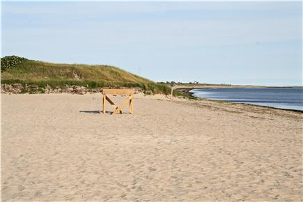 Chatham Cape Cod vacation rental - Hardings Beach - Spring view