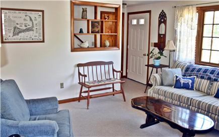 Chatham Cape Cod vacation rental - Living also has wifi.