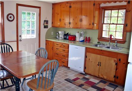 Chatham Cape Cod vacation rental - Kitchen with dining table for 4