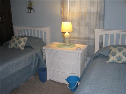South Dennis Cape Cod vacation rental - Blue Bedroom