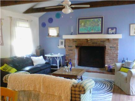 Sandwich, Forestdale Cape Cod vacation rental - Living room