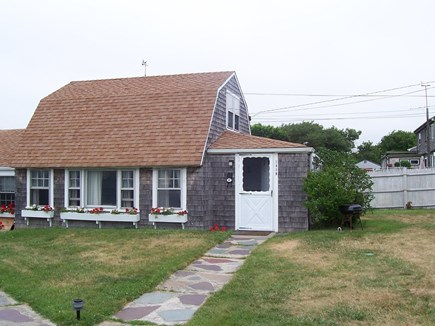 Hyannis Beach Area Cape Cod vacation rental - Front view of apartment