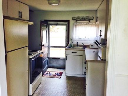 Hyannis Beach Area Cape Cod vacation rental - Work-in kitchen