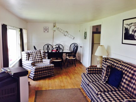 Hyannis Beach Area Cape Cod vacation rental - Living / Dining Room