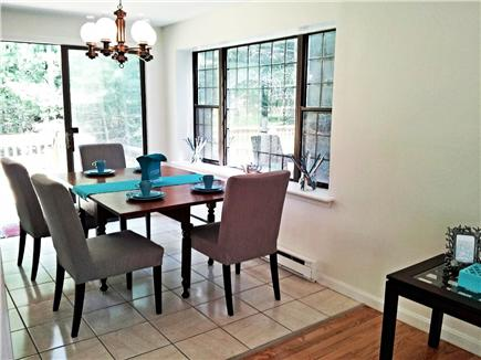 Osterville Osterville vacation rental - Newly furnished dining room