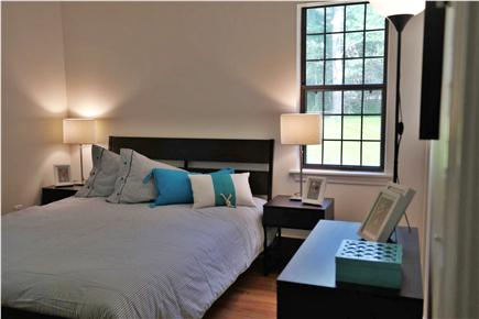 Osterville Osterville vacation rental - Newly decorated and furnished master bedroom w/master bath